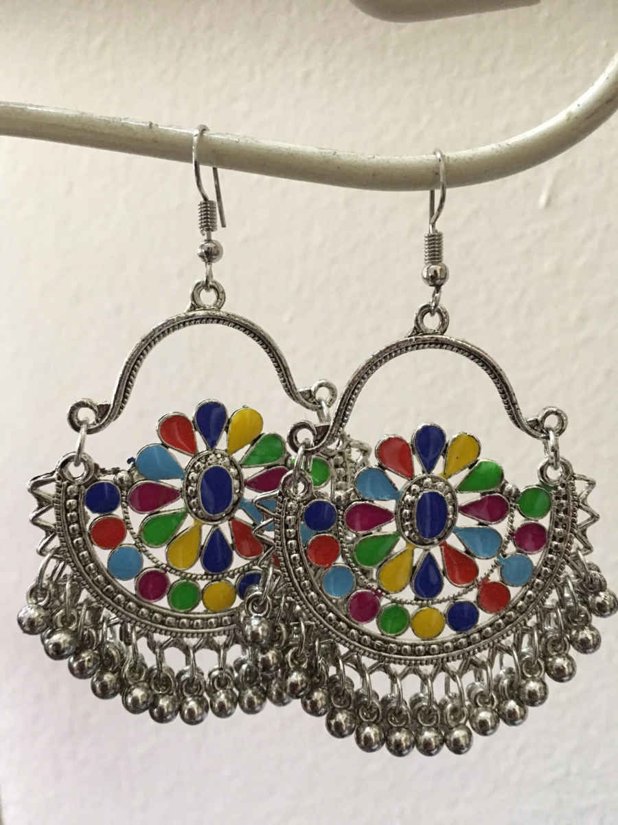 Banjara Style Earrings!!!